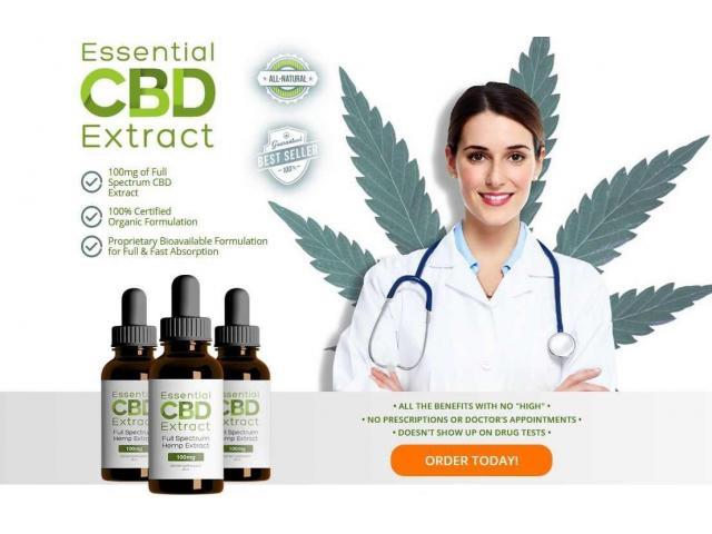 Essential CBD Extract Deutschland